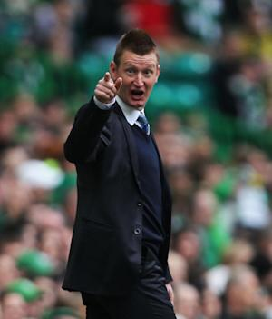 Steve Lomas is expecting a Celtic backlash in the cup