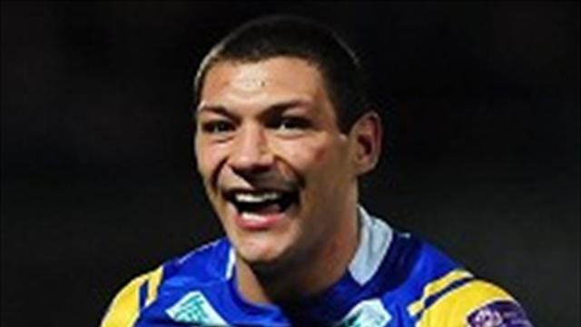 Rugby League - Hall denies Wolves revenge
