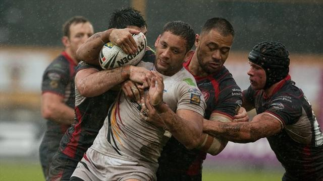 Rugby League - Elima handed four-match ban