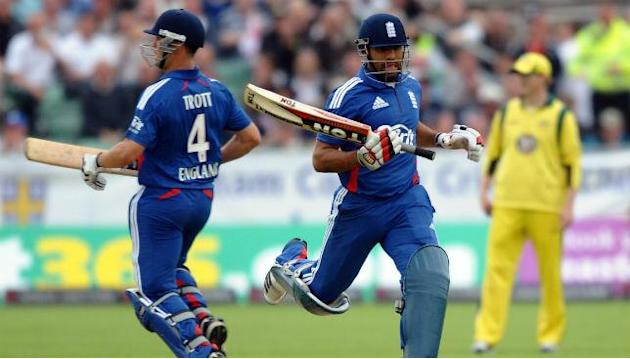 England and Australia are also pioneers of cricket's limited over version