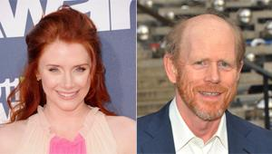 Ron and Bryce Dallas Howard Calling for Filmmaker Submissions With Canon (Exclusive)