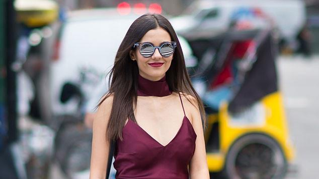 Victoria Justice is never gonna fade, she's still the main attraction. ����