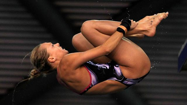 Diving - Couch takes confidence from first medal