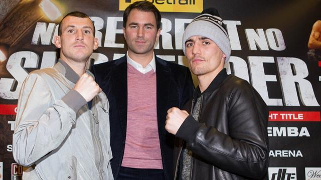 Boxing - Derry Mathews stripped of Commonwealth belt