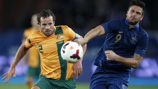 World Cup - Australia's Neill misses out on World Cup