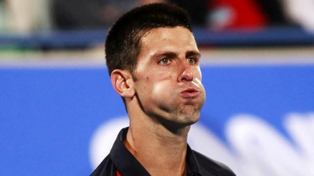Australian Open - Djokovic to face Mathieu, Murray plays Haase