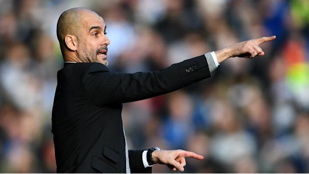 'Pep Guardiola is priceless' - Caballero fawns over Man City coach