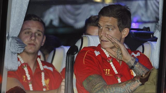 Premier League - Agger named Liverpool vice-captain to end Barcelona rumours