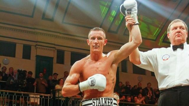 Boxing - Matchroom teams up with Robbie Davies Jnr, parts company with Tom Stalker