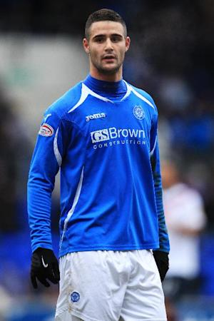 Marcus Haber has signed for Stevenage