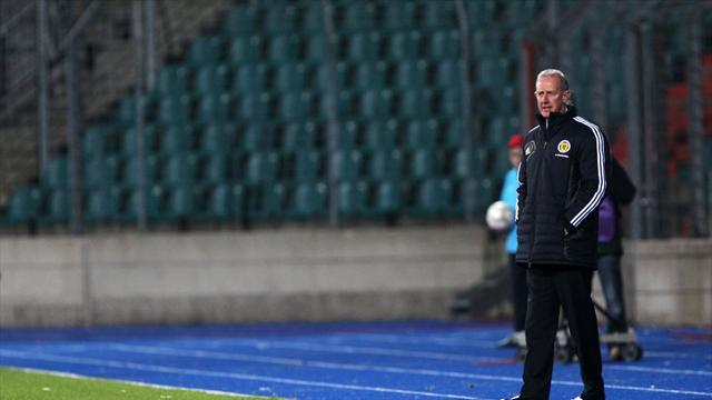 Scottish Football - Stark: No worries about thin squad