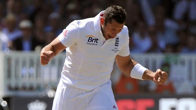 Cricket - Bresnan fit and ready to fire for England