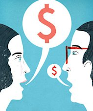 How to Stop Arguing About Money