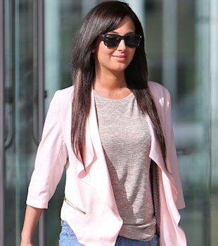 Tulisa 'So Happy' To Meet Long-Lost Half-Brother After Five Year Search