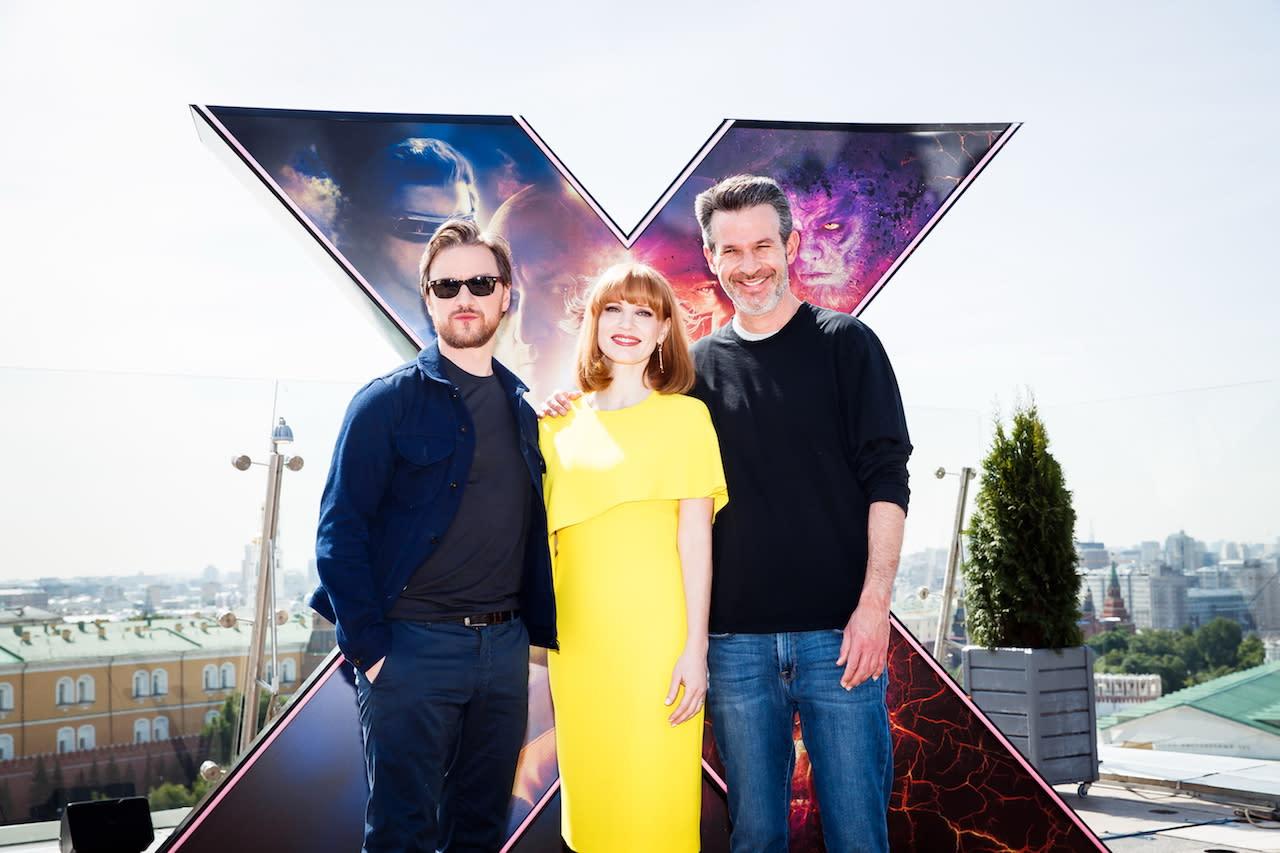 全球巡迴!《X戰警:黑鳳凰》前進德俄英三國