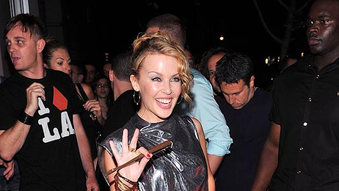 Minogue Kylie Splash Bar