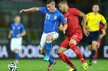 Bulgaria - Italy Preview: Verratti vows to be Azzurri's midfield general