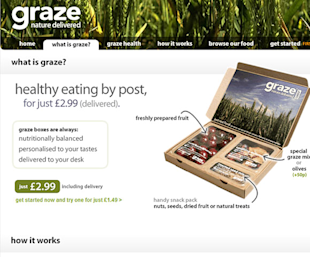 To Get More Sales, Focus on What You Do, Not Who You Are image aboutus grazebox