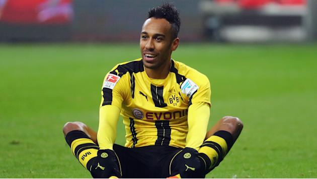 Aubameyang: I don't know if I'll be at Dortmund next season