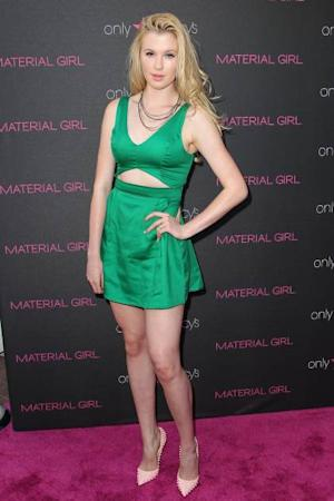 Ireland Baldwin attends Madonna's Fashion Evolution Pop-Up Exhibition In Conjunction With The Pop Star's 'Material Girl' Clothing Line At Macy's at Macy's Westfield Century City on April 25, 2013 in Century City, Calif. -- Getty Premium