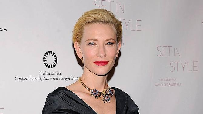 Cate Blanchett Set In Style