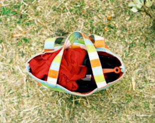 What do you carry in your summer bag?