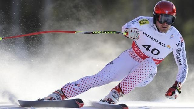 Alpine Skiing - Zrncic-Dim to go under knife