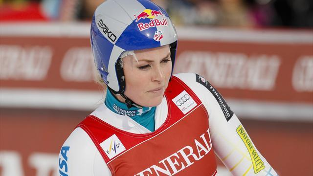 Alpine Skiing - Vonn admits to battle with depression