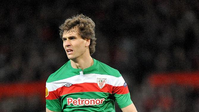 Fernando Llorente's current deal with Athletic Bilbao runs out next year