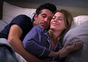 Exclusive Grey's Anatomy First Look: Meredith and Derek's Pillow Talk Leads to a Huge Payoff
