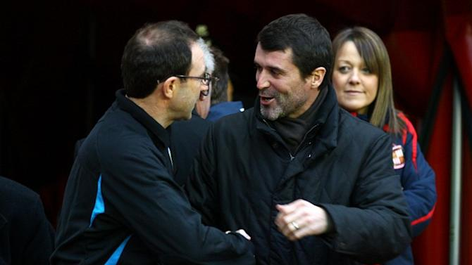 It's official: O'Neill and Keane confirmed as Ireland's new double act