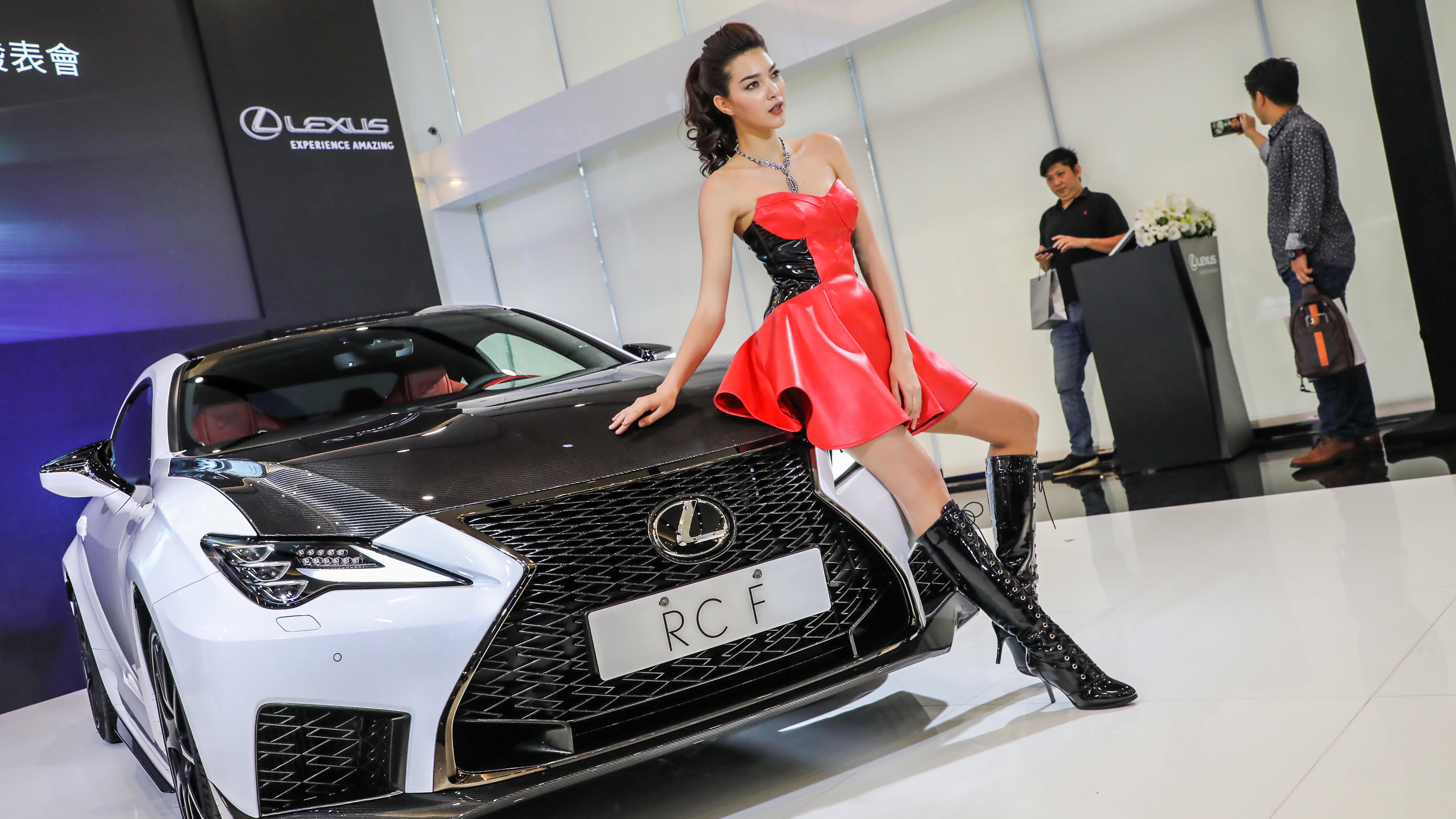 勁裝加持!V8大排量 New Lexus RC F︱狂傲登場