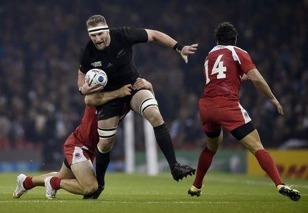 New Zealand v Georgia - IRB Rugby World Cup 2015 Pool C