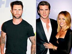 "Adam Levine's ""I Hate This Country"" Comment Sparks Controversy; Miley Cyrus and Liam Hemsworth Break Up: Today's Top Stories"