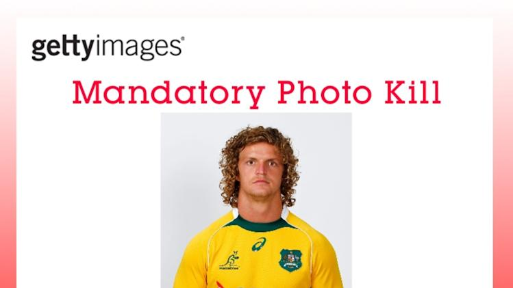PHOTO KILL: Western Force Headshots Session