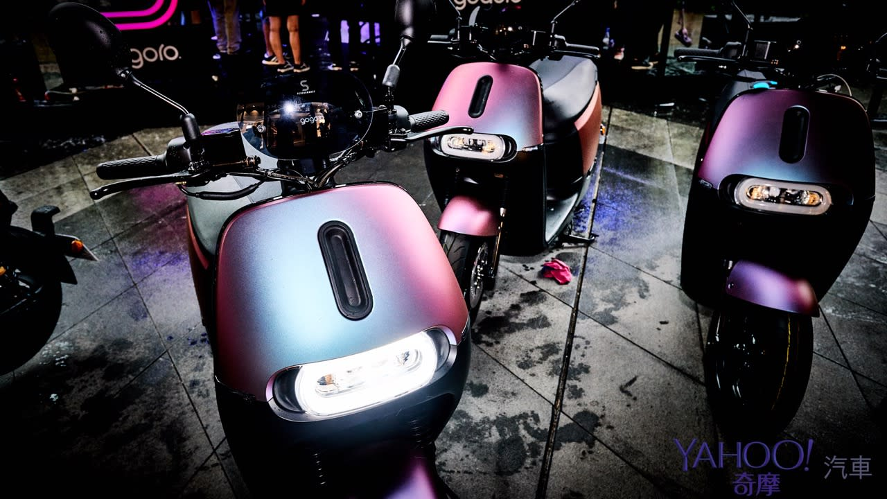 【新車圖輯】安全提升的確更來靛!Gogoro S2 ABS光譜靛全新上市!