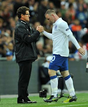 Fabio Capello's comments about Wayne Rooney have attracted criticism from Roy Hodgson