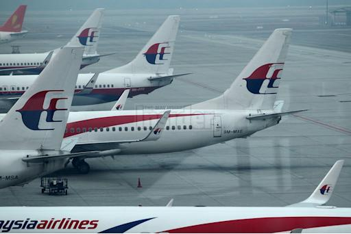 MAS set to be biggest loser in MH370 saga, says Bloomberg