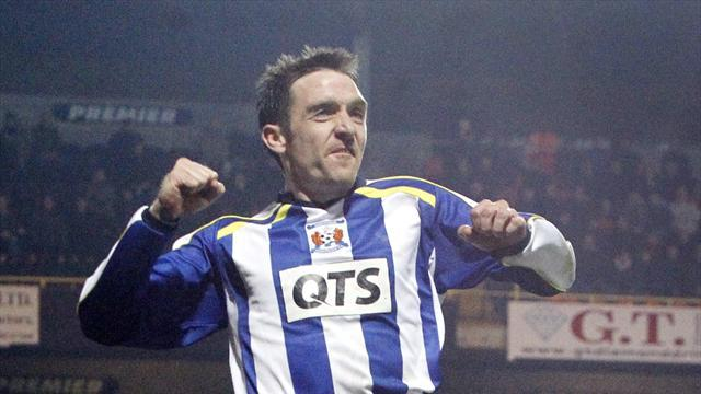 Football - Killie and Dons battle for a draw