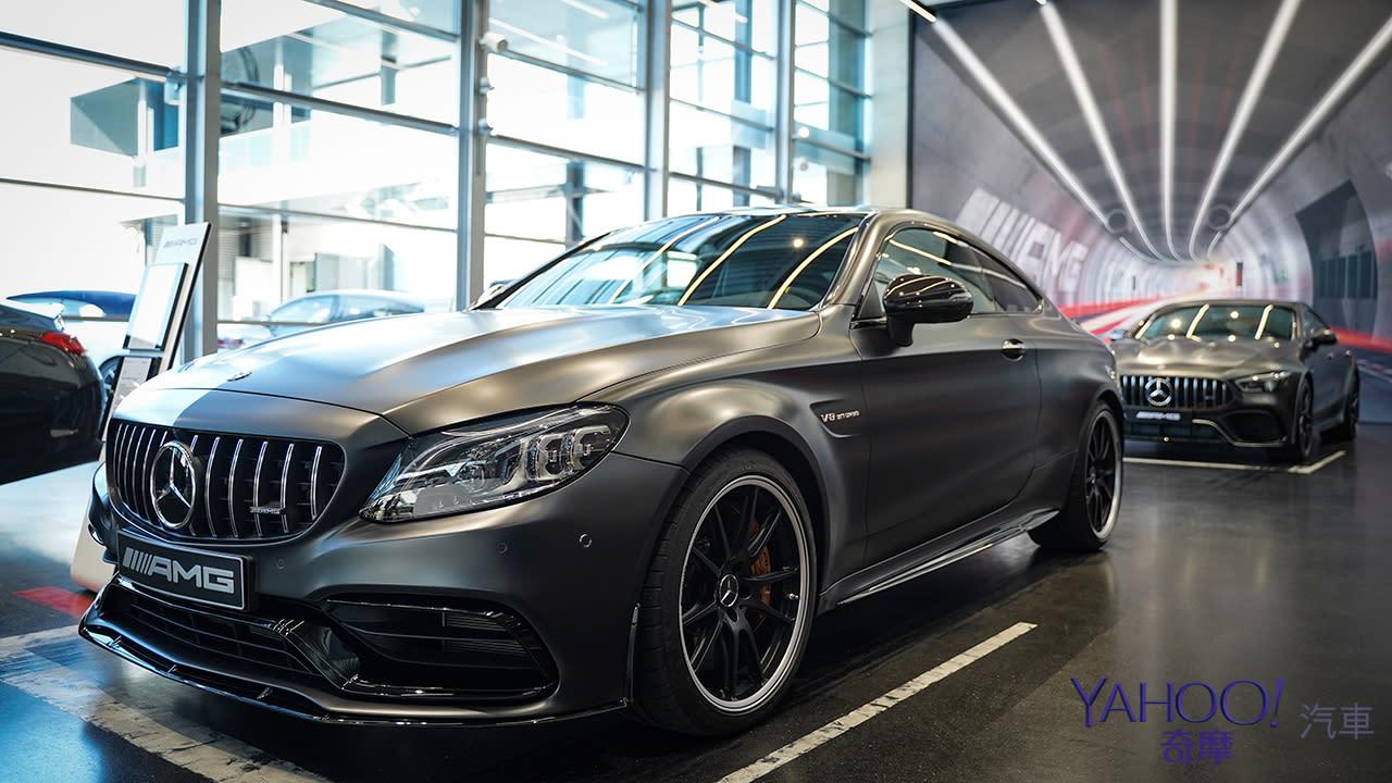 【新車圖輯】深入性能大本營!Mercedes-AMG引擎製造工廠朝聖參訪!