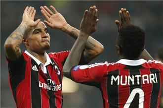 Milan aim to stay on the heels of Napoli