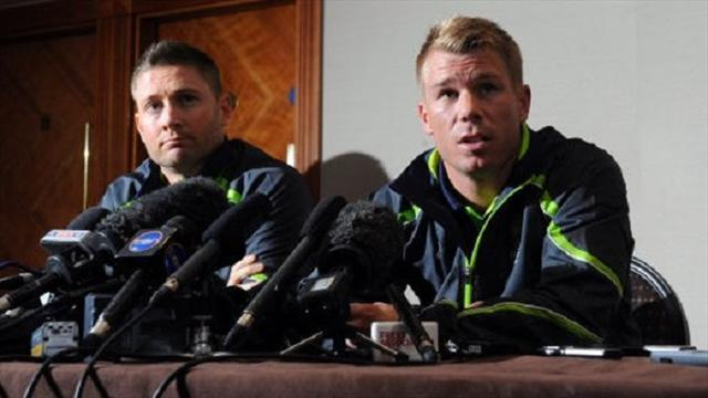 Ashes - Warner issues statement after brother launches foul-mouthed attack