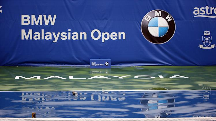 2014 BMW Malaysian Tennis Open - Day 2