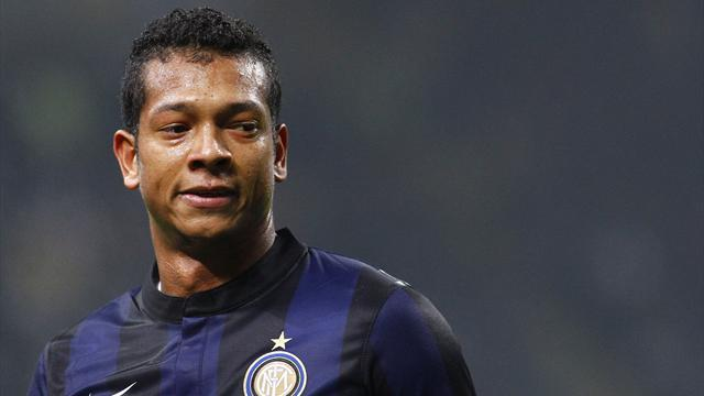 Serie A - Guarin's blunder costs Inter much-needed win