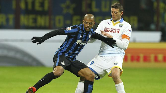 Afraid of Higuain? I beat Messi! - Felipe Melo