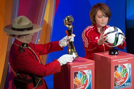 Soccer: Women's World Cup Final Draw