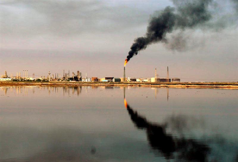 El petróleo Brent sube un 0,08 %, hasta 78,74 dólares