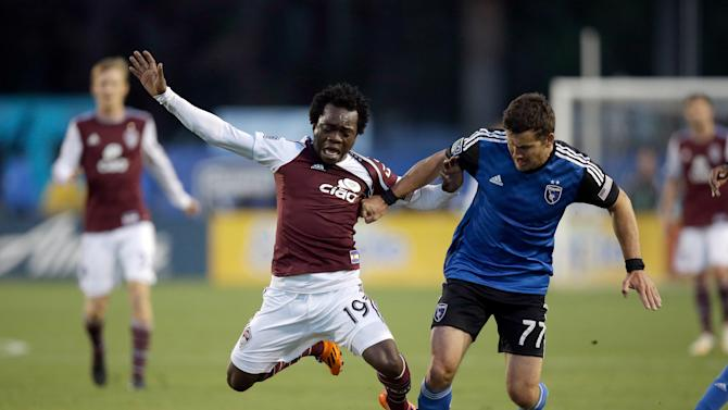 Colorado Rapids v San Jose Earthquakes