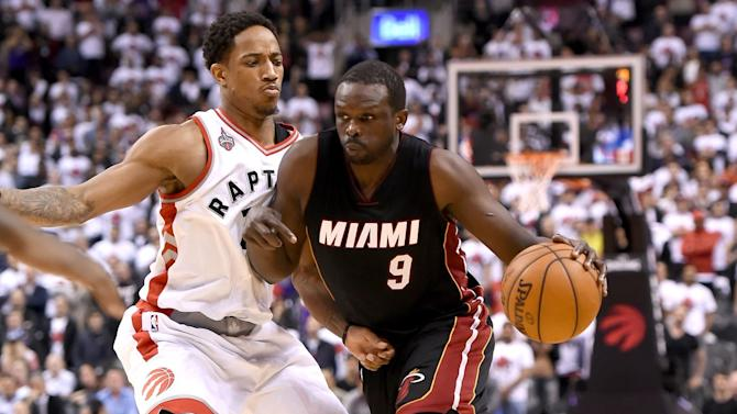 2016 NBA playoffs Thursday: Raptors trying to even series with Heat in Game 2