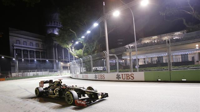 Lotus plan major upgrade for Korean GP